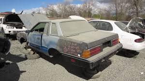nissan datsun 1980 junkyard find 1981 datsun 200sx coupe the truth about cars