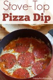 stovetop pizza oven stovetop pizza dip happy hooligans