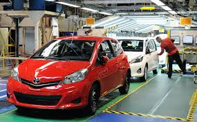 products of toyota company toyota will put automatic braking in almost all cars by 2017