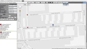 Maps Google Com San Jose by Utm Coordinates On Google Maps Coordenadas Utm En Google Maps