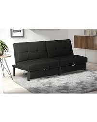 Futon With Storage Drawers Cyber Monday Savings Are Here 26 Off Dhp Premium Skye Sofa Futon