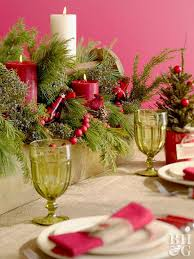 Christmas Tabletop Decoration Ideas by Fabulous Ideas For Christmas Tables
