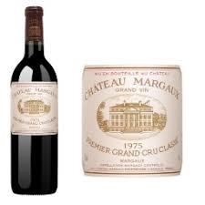 chateau margaux i will drink 1975 château margaux bordeaux médoc margaux cellartracker