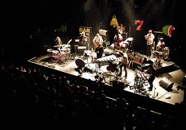 A Livingroom Hush by Jaga Jazzist At The Barbican Bang On Pr