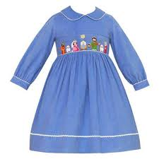 smocked dresses baby clothes trendy infant toddler