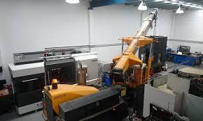 new machine day dmg mori nhx5000 hmc