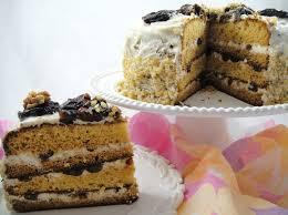 prune honey cake чернослив grabandgorecipes com russian home