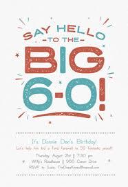 60th birthday invites free template redwolfblog com