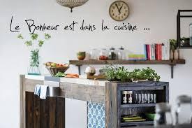 le bonheur dans la cuisine un air de cagne dans la cuisine the déco