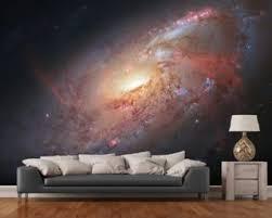 galaxy wall mural space wallpaper wall murals wallsauce usa