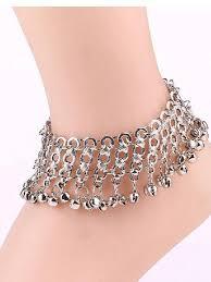 ankle bracelet with images Buy salangai indian anklet bracelet at for jpg