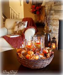 Fall Table Centerpieces by Dollar Tree Fall Diy Centerpieces Youtube Loversiq