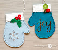 felt ornaments die cut felt ornaments big giveaways mcguire ink