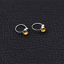 on earrings hot sale 16 colors clip on earrings for women 4mm ear cuff