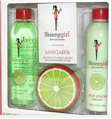 margarita gift set skinnygirl gift set margarita bath set lotion shower gel
