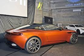 aston martin officially launched in aston martin db11 launched in hong kong gtspirit