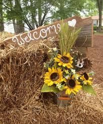 sunflower arrangements 25 flower arrangements great yard decorations and