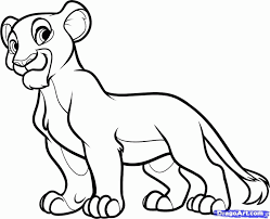 nala coloring pages coloring