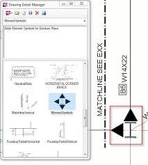 drawing symbol manager tekla user assistance