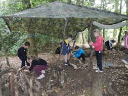 Bush Craft For Kids Viking Raiders Day Outdoor Elements