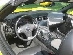 2010 corvette interior review 2010 corvette grand sport convertible a slice of pie
