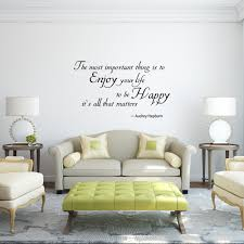aliexpress com buy audrey hepburn quote the most important thing