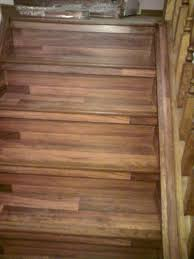 How To Put Laminate Flooring On Steps Flooring Laminate Stair Treads How To Install Hardwood Stairs