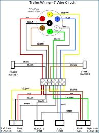 rv 7 wire diagram wiring diagram
