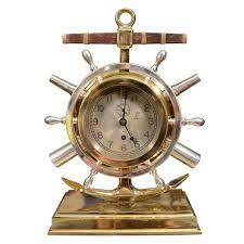 Nautical Desk Clock 10 Best Antique Clocks Images On Pinterest Antique Clocks