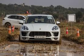 Porsche Cayenne Macan - porsche macan and cayenne taken off the road
