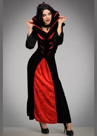 womens halloween queen of the vampires costume