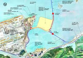 hongkong zhuhai macao bridge hzmb hong kong boundary crossing