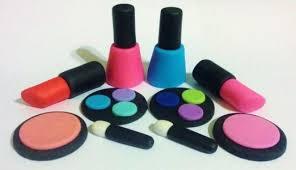 makeup cake toppers ideas para bodas fondant 7 weddbook