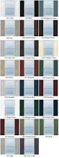 Outdoor Paint Colors by Best 25 Exterior Shutter Colors Ideas On Pinterest Shutter