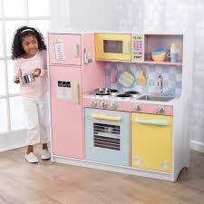 kidkraft large pastel play kitchen large pastel play kitchen by