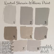 neutral sherwin williams paint colors making our house a home