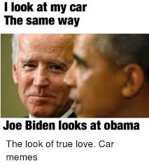 The Look Meme - obama and biden memes