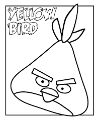 special angry birds printable coloring pages 503 unknown