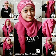 tutorial jilbab remaja yang simple 35 best hijab art images on pinterest hijab styles hijab fashion