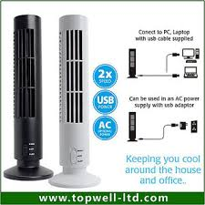 air conditioner tower fan ultra slim usb mini tower fan no leaf air conditioner desk