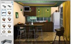 Kitchen Cabinets Software Free Free Interior Design Software The Home Sitter Best Living Room