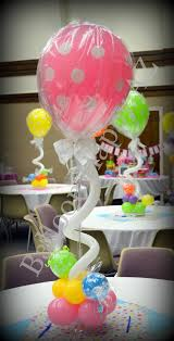 balloon gifts and centerpieces wow your friends unique and fun