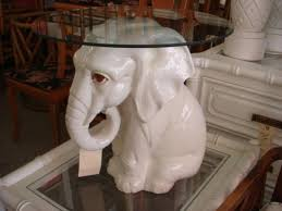 Elephant Side Table Elephant Side Table 2035 Circa Who