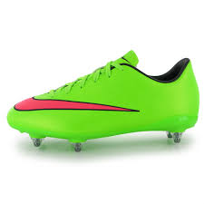 buy football boots worldwide shipping nike mercurial victory cr7 sg big football boots green hyper