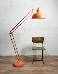 Pine Floor Lamp by Lights Giant Anglepoise Floor Lamp Angled Yellow Wooden Lamps