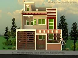 two storey building two storey residential building with roof deck enrico francisco