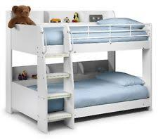 3 Kid Bunk Bed Double Bunk Bed Childrens Bedroom Kids Climbing Beds With Ladder