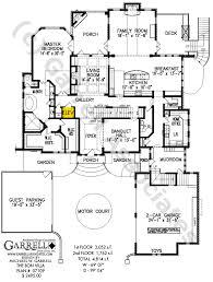 villa house plans bon villa house plan barrier free house plans