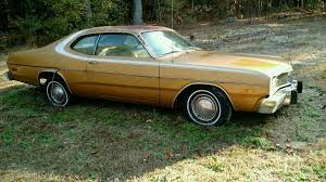 dodge dart years wouldn t take much 1974 dodge dart after 27 years