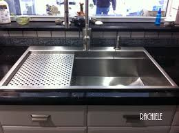 Kitchen Stainless Sinks by Hundreds Of Photos Of Copper Sinks Installed In Kitchens